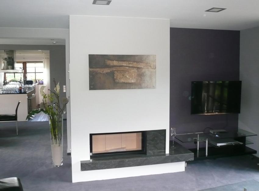 kamin eckkamin moderner kamin kamineinsatz. Black Bedroom Furniture Sets. Home Design Ideas