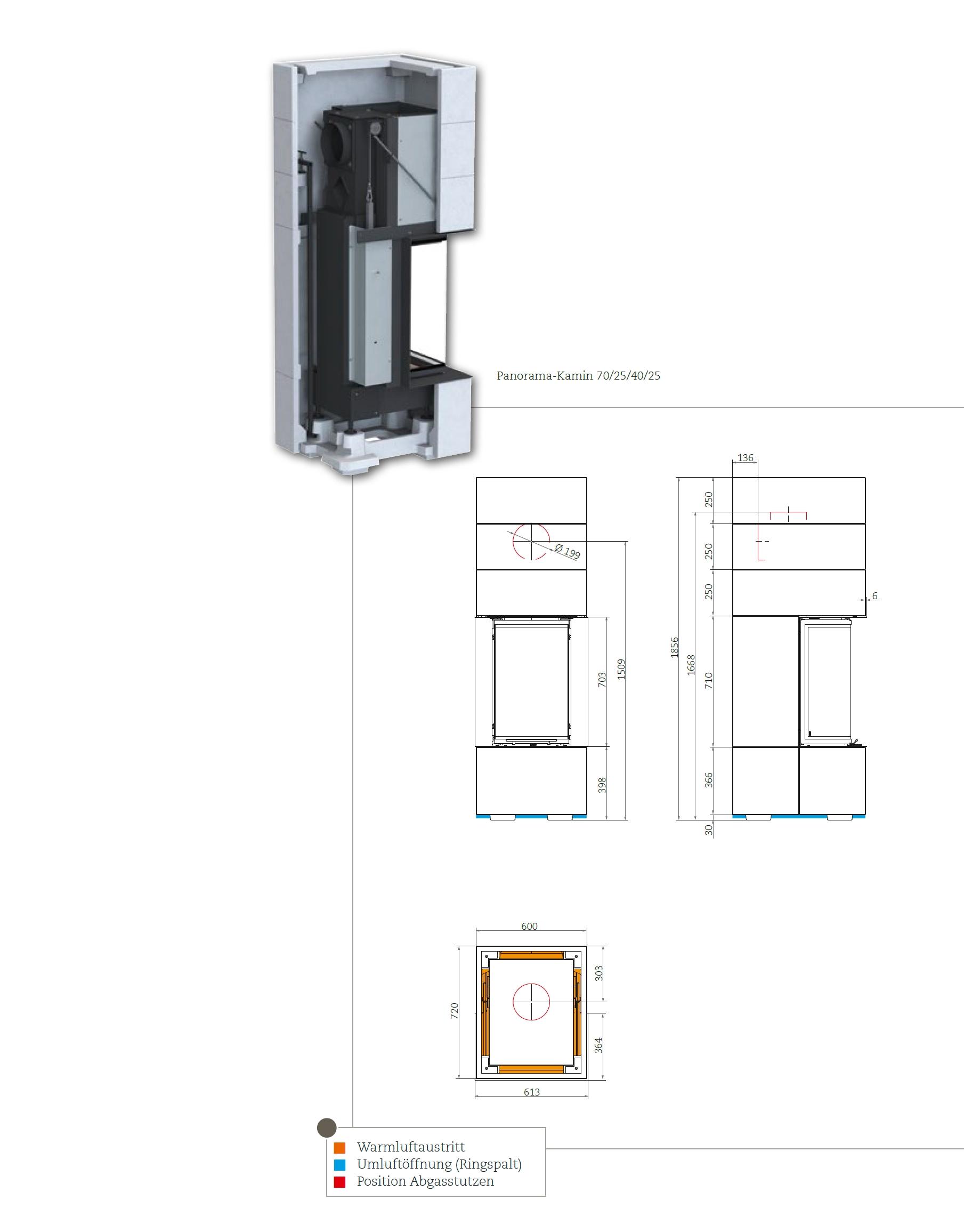 kamin selber bauen mit einem brunner bsk 11 hotline 7. Black Bedroom Furniture Sets. Home Design Ideas