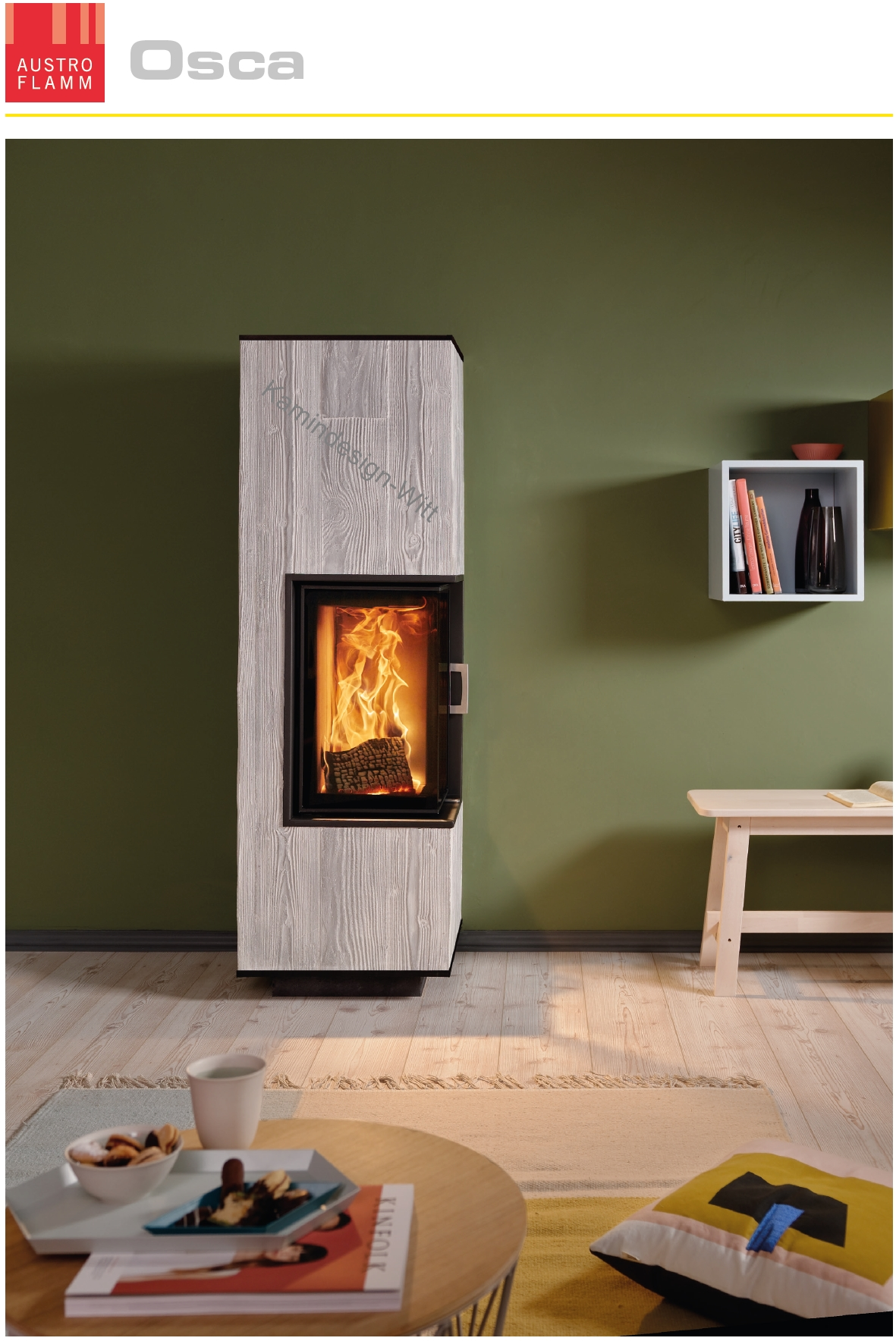 austroflamm kamin osca 38 kaminbausatz hotline 7 21. Black Bedroom Furniture Sets. Home Design Ideas