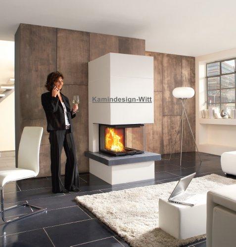 der kaminbausatz camina s14 mit feuertisch panoram. Black Bedroom Furniture Sets. Home Design Ideas