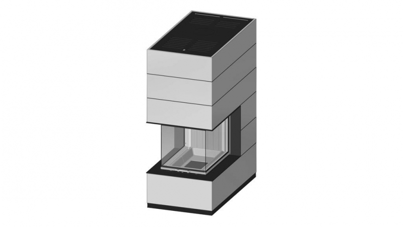mit spartherm einen kamin selber bauen arte u 70h. Black Bedroom Furniture Sets. Home Design Ideas