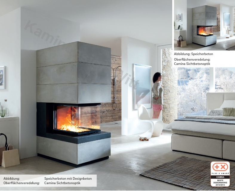 einen kaminbausatz camina s14 selber bauen hotline 7. Black Bedroom Furniture Sets. Home Design Ideas